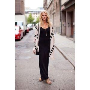 Sleek American Apparel A-Line Maxi Dress NWOT